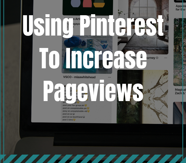 Use pinterest to increase traffic to your website using these tips