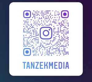 Tanzek Media Nametag
